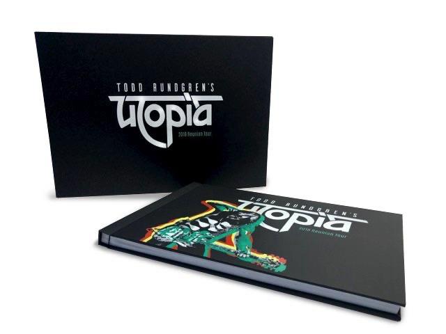 My Utopia Reunion Tour Coffee Table Book